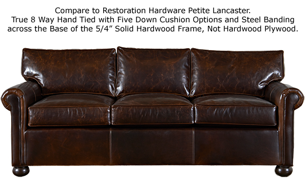 Petite Manchester Leather Furniture